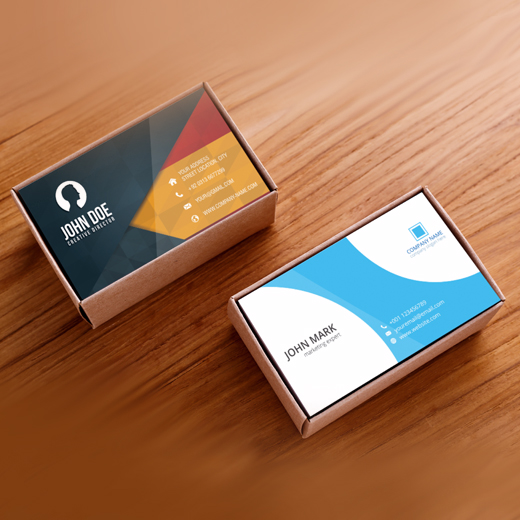 business cards printing designing fairfax va md dc