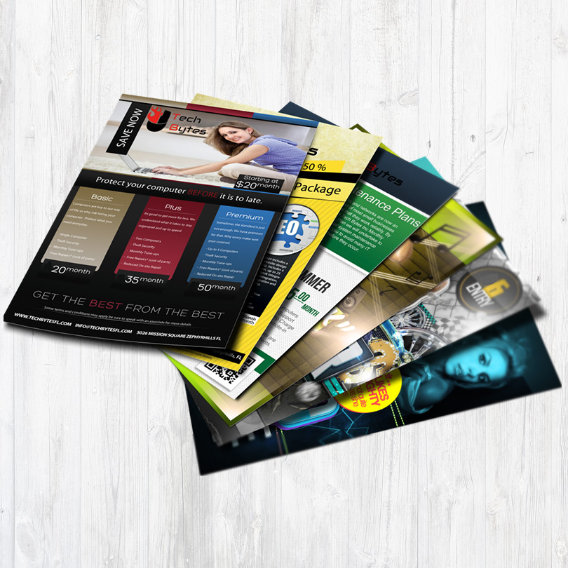 Printing | Business cards | Flyers | Postcards | Brochures | Fairfax ...