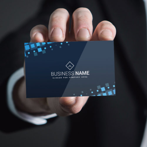 signature business cards