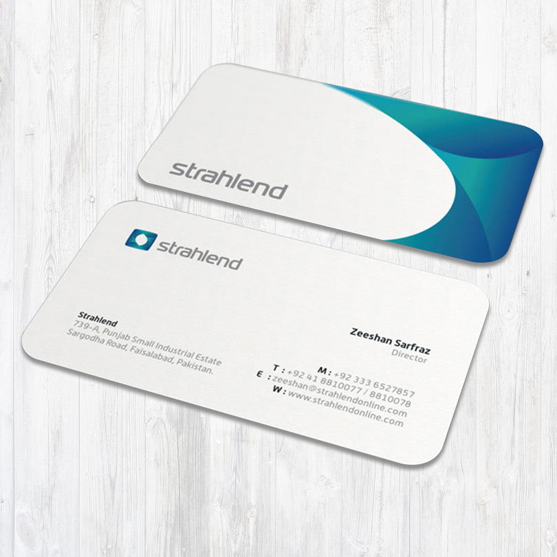 Best Business Card Printing, Design | Signature Business Card Virginia