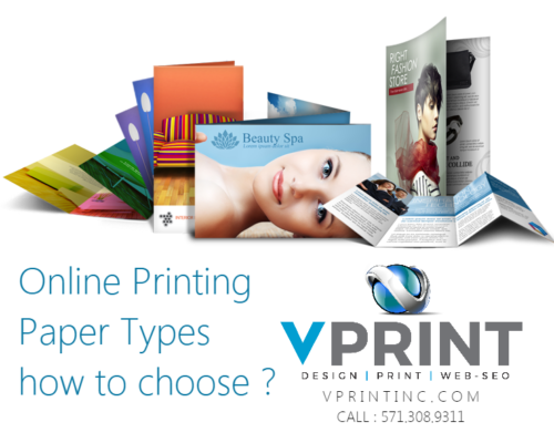 Online Printing Papers