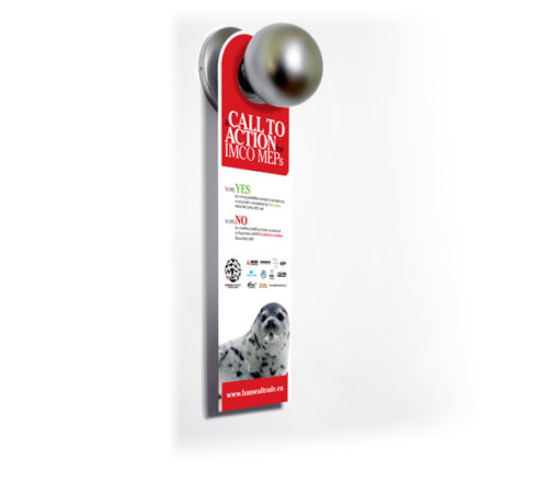small door hanger