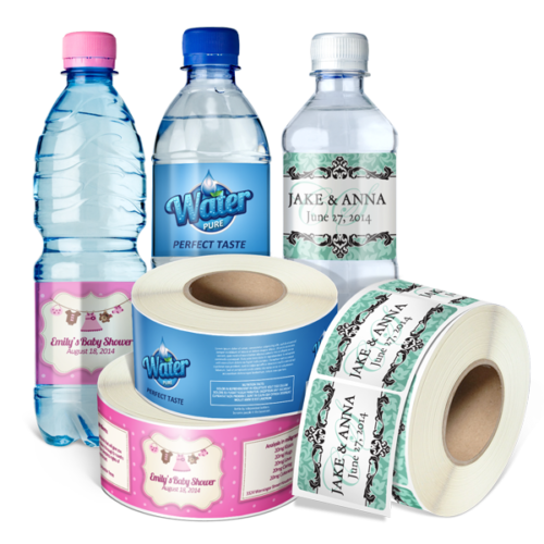Best water bottle labels