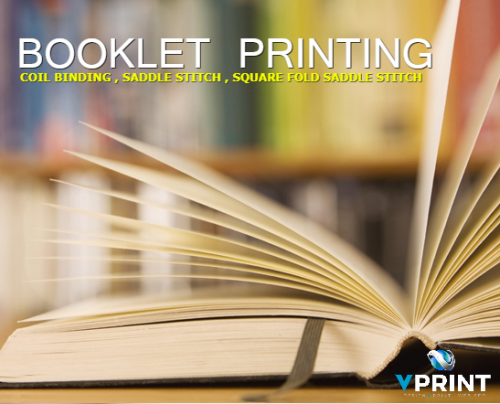 Booklet Printing DMV