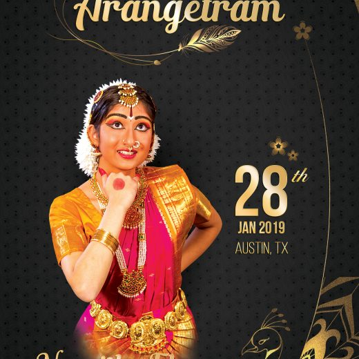arangetram invitations